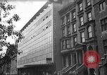 Image of Museum of Modern Art New York City USA, 1945, second 1 stock footage video 65675044129