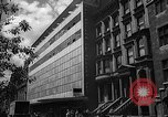 Image of Museum of Modern Art New York City USA, 1945, second 2 stock footage video 65675044129