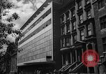 Image of Museum of Modern Art New York City USA, 1945, second 7 stock footage video 65675044129