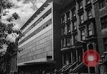 Image of Museum of Modern Art New York City USA, 1945, second 8 stock footage video 65675044129