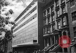 Image of Museum of Modern Art New York City USA, 1945, second 10 stock footage video 65675044129
