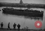 Image of Battle of Tangermunde Germany, 1945, second 9 stock footage video 65675044133
