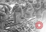 Image of German troops surrender at end of war Tangermunde Germany, 1945, second 1 stock footage video 65675044134