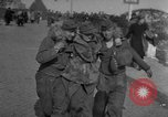 Image of Battle of Tangermunde Germany, 1945, second 1 stock footage video 65675044135