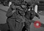 Image of Battle of Tangermunde Germany, 1945, second 4 stock footage video 65675044135