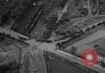 Image of Battle of Tangermunde Germany, 1945, second 5 stock footage video 65675044136