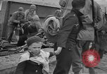 Image of Battle of Tangermunde Germany, 1945, second 6 stock footage video 65675044137