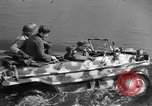 Image of Battle of Tangermunde Germany, 1945, second 9 stock footage video 65675044138