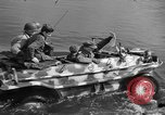 Image of Battle of Tangermunde Germany, 1945, second 10 stock footage video 65675044138