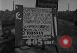 Image of Battle of Tangermunde Germany, 1945, second 1 stock footage video 65675044140