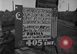 Image of Battle of Tangermunde Germany, 1945, second 2 stock footage video 65675044140