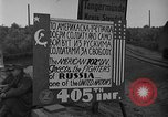 Image of Battle of Tangermunde Germany, 1945, second 4 stock footage video 65675044140