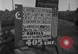 Image of Battle of Tangermunde Germany, 1945, second 10 stock footage video 65675044140