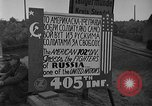 Image of Battle of Tangermunde Germany, 1945, second 11 stock footage video 65675044140