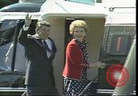 Image of President Ronald Regan Paris France, 1982, second 5 stock footage video 65675044143