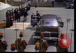 Image of President Ronald Regan Rome Italy, 1982, second 3 stock footage video 65675044144