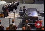 Image of President Ronald Regan Rome Italy, 1982, second 4 stock footage video 65675044144