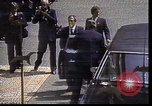 Image of President Ronald Regan Rome Italy, 1982, second 6 stock footage video 65675044144
