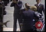 Image of President Ronald Regan Rome Italy, 1982, second 7 stock footage video 65675044144