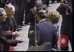 Image of President Ronald Regan Rome Italy, 1982, second 9 stock footage video 65675044144