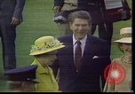 Image of President Ronald Regan London England United Kingdom, 1982, second 6 stock footage video 65675044145