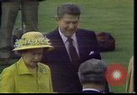 Image of President Ronald Regan London England United Kingdom, 1982, second 8 stock footage video 65675044145