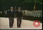 Image of President Ronald Regan Bonn Germany, 1982, second 7 stock footage video 65675044146