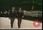 Image of President Ronald Regan Bonn Germany, 1982, second 8 stock footage video 65675044146