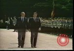 Image of President Ronald Regan Bonn Germany, 1982, second 9 stock footage video 65675044146