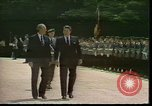 Image of President Ronald Regan Bonn Germany, 1982, second 11 stock footage video 65675044146