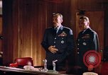 Image of NORAD Commander General Lawrence S. Kuter United States USA, 1962, second 4 stock footage video 65675044158