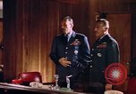 Image of NORAD Commander General Lawrence S. Kuter United States USA, 1962, second 6 stock footage video 65675044158
