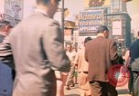 Image of People entering a subway in New York New York City United States USA, 1958, second 9 stock footage video 65675044162
