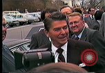 Image of President Ronald Reagan United States USA, 1980, second 10 stock footage video 65675044186
