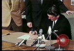 Image of President Ronald Reagan United States USA, 1980, second 9 stock footage video 65675044188