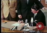 Image of President Ronald Reagan United States USA, 1980, second 11 stock footage video 65675044188