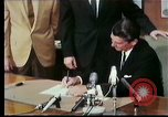 Image of President Ronald Reagan United States USA, 1980, second 12 stock footage video 65675044188