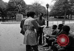 Image of Ernest Green training black youth United States USA, 1969, second 1 stock footage video 65675044194