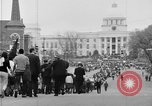 Image of Selma to Montgomery march with Harry Belafonte and Sammy Davis Jr Montgomery Alabama USA, 1965, second 3 stock footage video 65675044203