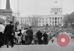 Image of Selma to Montgomery march with Harry Belafonte and Sammy Davis Jr Montgomery Alabama USA, 1965, second 8 stock footage video 65675044203