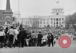 Image of Selma to Montgomery march with Harry Belafonte and Sammy Davis Jr Montgomery Alabama USA, 1965, second 12 stock footage video 65675044203