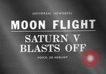 Image of Saturn V Cape Kennedy Florida USA, 1967, second 1 stock footage video 65675044206