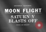 Image of Saturn V Cape Kennedy Florida USA, 1967, second 2 stock footage video 65675044206
