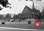 Image of Jacqueline Kennedy Cambodia, 1967, second 4 stock footage video 65675044208