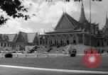 Image of Jacqueline Kennedy Cambodia, 1967, second 5 stock footage video 65675044208