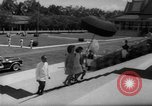 Image of Jacqueline Kennedy Cambodia, 1967, second 7 stock footage video 65675044208