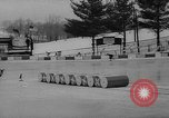 Image of 14th Annual Barrel Jump Championship New York United States, 1964, second 13 stock footage video 65675044214