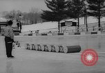 Image of 14th Annual Barrel Jump Championship New York United States, 1964, second 15 stock footage video 65675044214