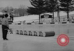 Image of 14th Annual Barrel Jump Championship New York United States, 1964, second 16 stock footage video 65675044214