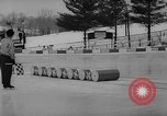 Image of 14th Annual Barrel Jump Championship New York United States, 1964, second 17 stock footage video 65675044214